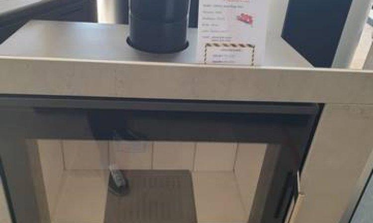 Installation d'inserts et cheminées - Challes-les-Eaux - Enerlogis
